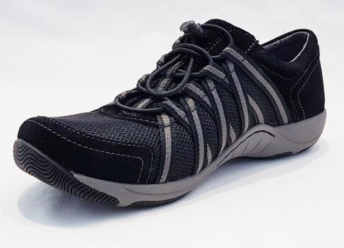 Dansko Honor Women's Sneaker Black