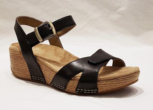 Dansko Laurie Women's Sandal Black