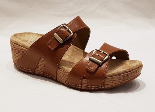 Dansko Leeann Women's Sandal Tan