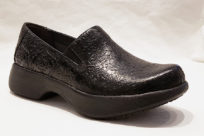 Dansko Winona Tooled Black