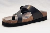 Mephisto Helen Black Womens Sandal