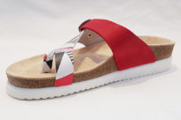 Mephisto Helen Mix Red Womens Sandal
