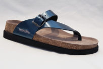 Mephisto Helen Plus Blue Womens Sandal