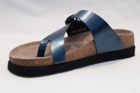 Mephisto Helen Plus Blue Womens Sandal