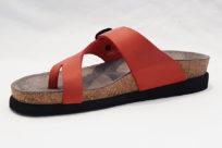 Mephisto Helen Red Womens Sandal