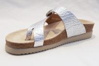 Mephisto Helen Silver Womens Sandal