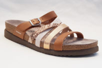 Mephisto Hulda Camel Womens Sandal