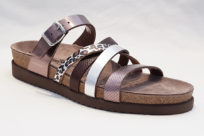 Mephisto Huleda Bronze Womens Sandal