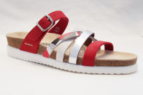 Mephisto Huleda Red Womens Sandal