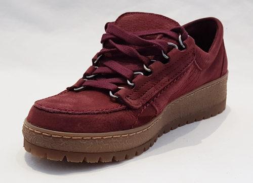 Mephisto Lady Wine Womens Sneaker