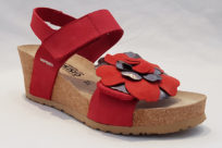 Mephisto Luciana Red Womens