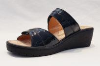 Mephisto Mobils Paula Black Womens Sandal