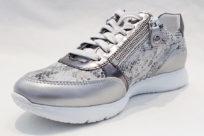 Mephisto Monia Silver Womens Sneaker