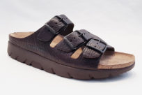 Mephisto Zonder Dark Brown Womens