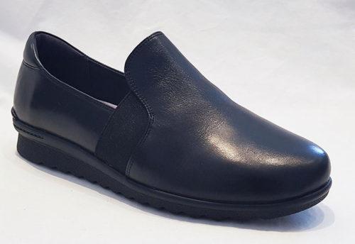 Aravon Josie Slip On Black