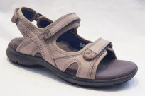 Aravon Rev Sandal 3 Strap Taupe