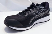 Asics Gel Cumulus 21 Black White