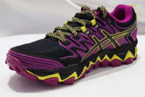 Asics Gel Fujitrabuco 7 Purple Spectrum Black