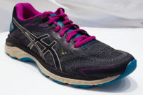 Asics Mens GT 2000 7 Trail Black Feathery Grey