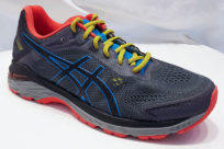 Asics Mens GT 2000 7 Trail Dark Grey Black