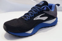 Brooks Cascadia 14 GTX Black Grey Blue