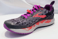 Brooks Cladera 3 Black Purple Coral