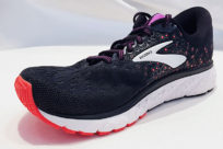 Brooks Glycerin 17 Black Fiery Coral Purple