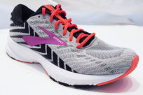 Brooks Launch 6 Grey Black Purple