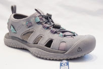 Keen Solr Sandal Light Grey Ocean Wave