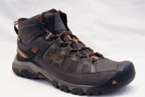 Keen Targhee III Mid WP Black Olive Brown