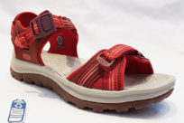 Keen Terradora Open Toe Dark Red Coral