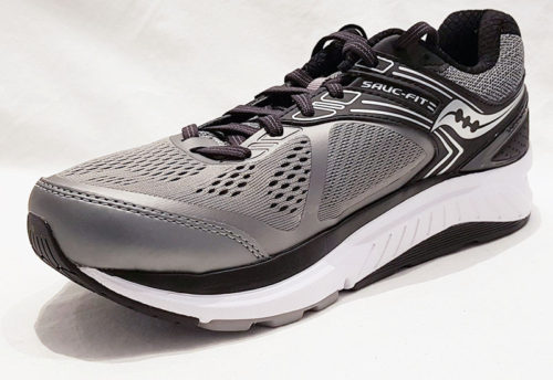Saucony Echleon 7 Grey Black