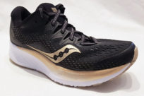 Saucony Ride ISO 2 Black Gold