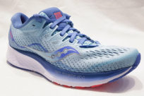 Saucony Ride ISO 2 Blue Coral