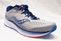 Saucony Ride ISO 2 Grey Blue