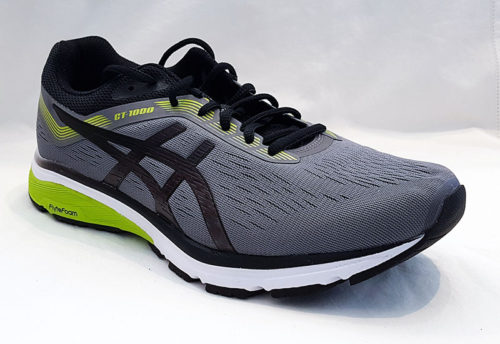 ASICS GT 1000 7 Carbon:Black Mens