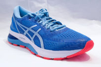Women's Asics - Nimbus 21 - Blue Coast:Skylight