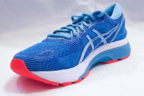 Women's Asics - Nimbus 21 - Blue Coast:Skylight V2