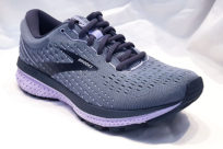 Brooks Ghost 13 Womens Grey