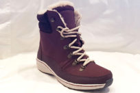 Aetrex Jodie Boot Wine