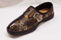 Foamtrends Jewel Women's printed flower slipper