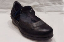 Drew Genoa Women's Black Mary Jane Shoe